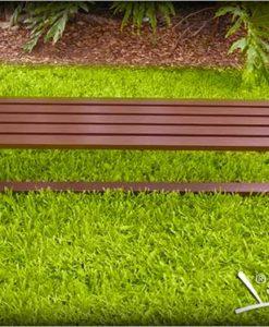 Aluminum Backless Bench - B-2013