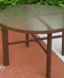 H-48A 48 inch Hurricane Table