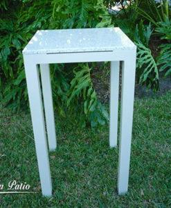 "Millennium 24"" Square Bar Table With Granite Top"