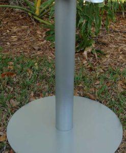 Round Adjustable Pedestal Base